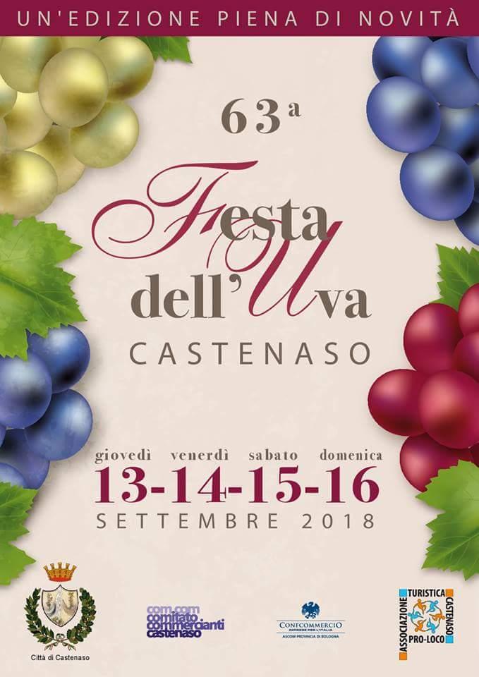 63° Festa dell'uva a Castenaso
