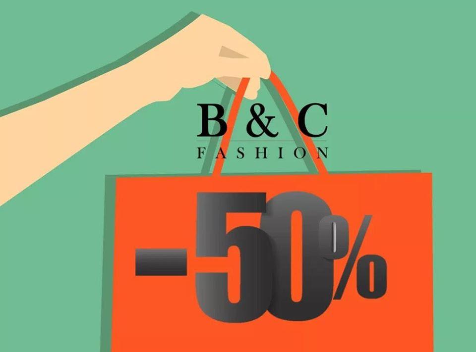 B&C fashion SALDI