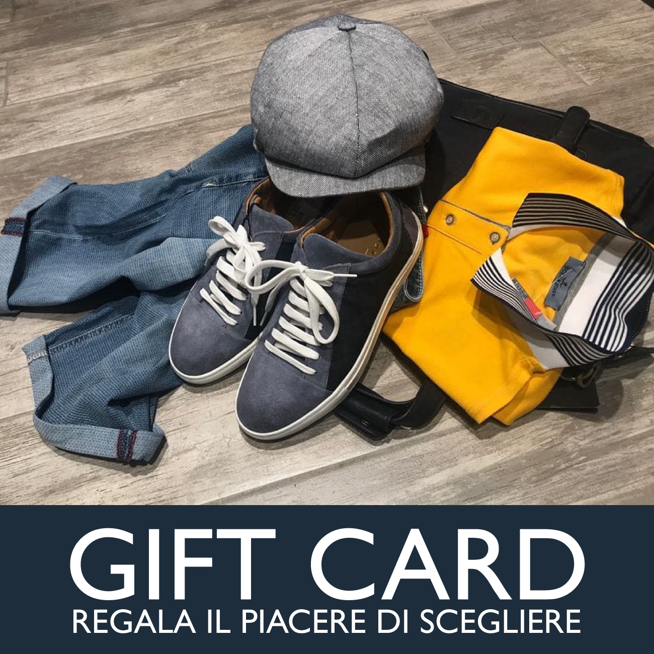 Compleanno in vista? Regala la Gift Card di B&C Fashion