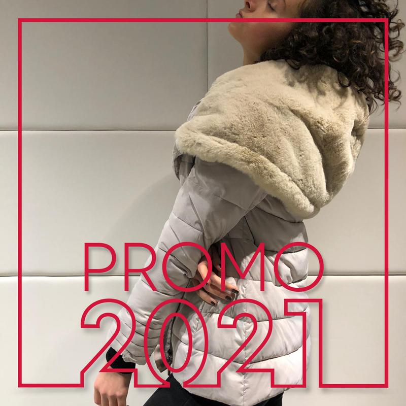 Saluta l'arrivo del 2021 con le fantastiche PROMOZIONI by B&C Fashion!  🎉🎊